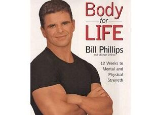 April Book Review – Body for Life by Bill Phillips