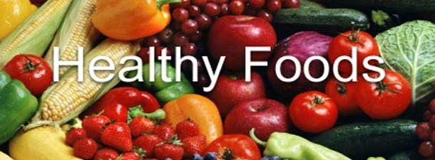 essay healthy food habits