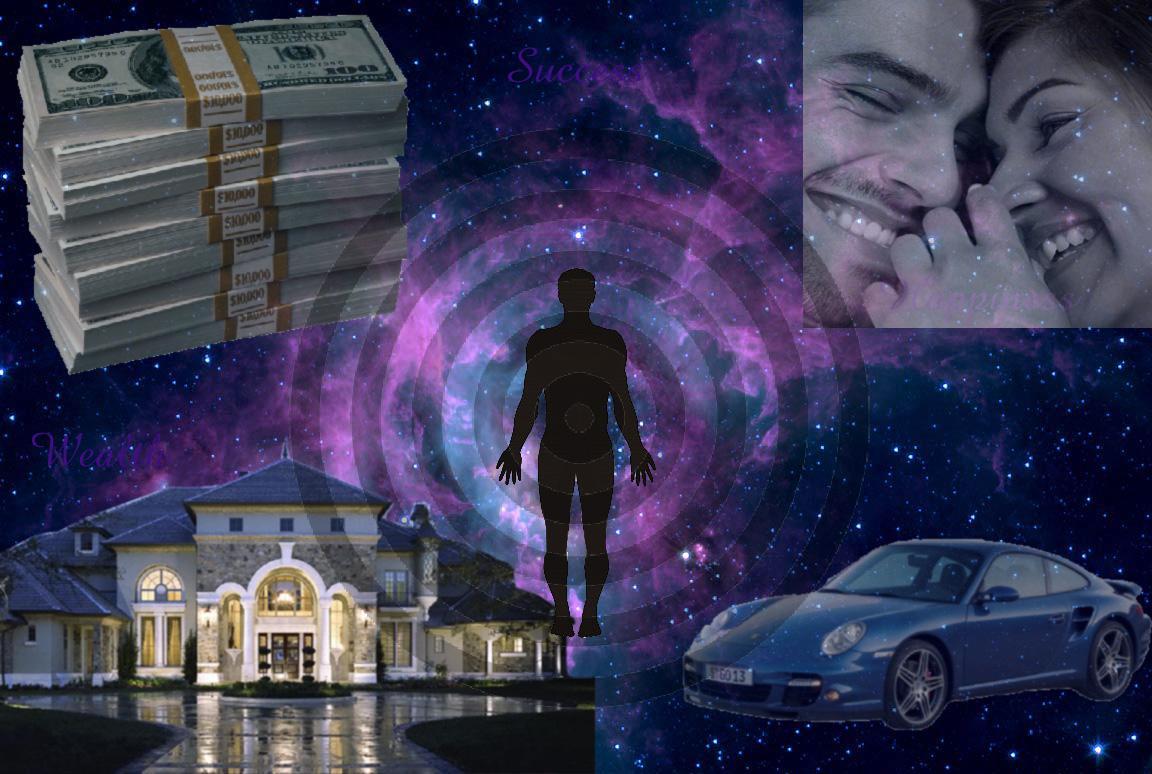 The law of attraction i believe healthy lifestyles living - Cosas para atraer el dinero ...