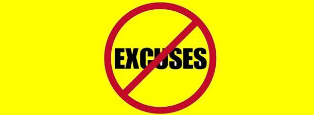 Adopt a Healthy Lifestyle – Don't Let Excuses Hold You Back