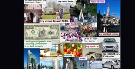 Vision Board Creating your Future