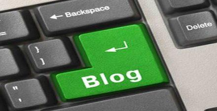 The Power of Blogging! I am only rambling today!