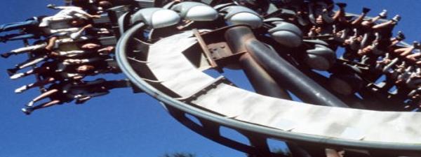 Enjoy the roller coaster ride