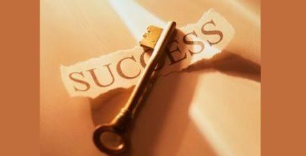 You Need Self-Belief  For Success