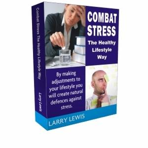 Combat Stress Ebook by Larry Lewis
