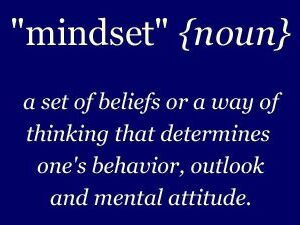 Get In The Right Mindset This Year