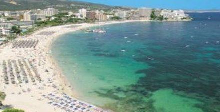 Sun, Sand, Sea and San Miguel