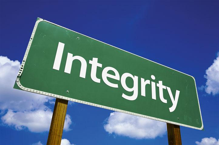 Integrity As A Blogger And Business Owner