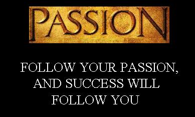 Persist with your passion