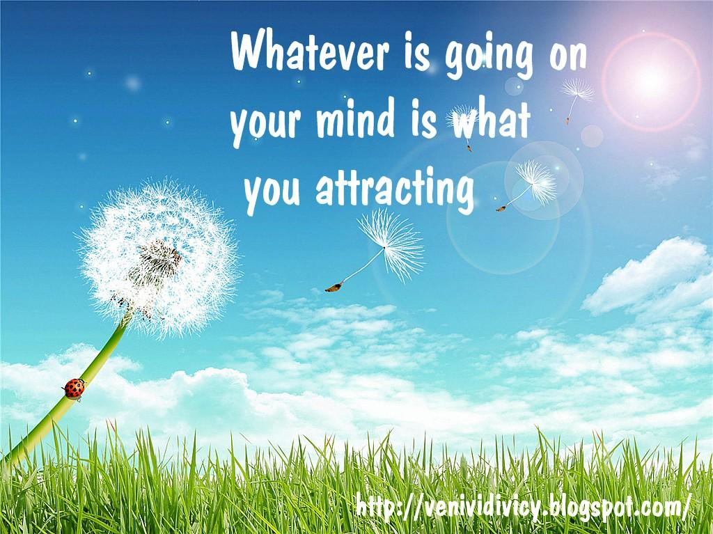 law of attraction positive emotions