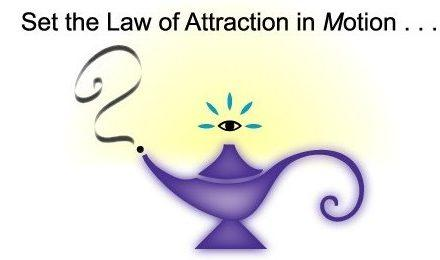 Law of attraction | faith | persistence.