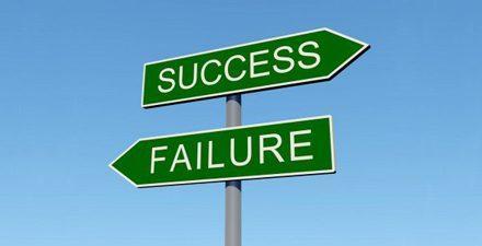 Passion over Failure – No Contest