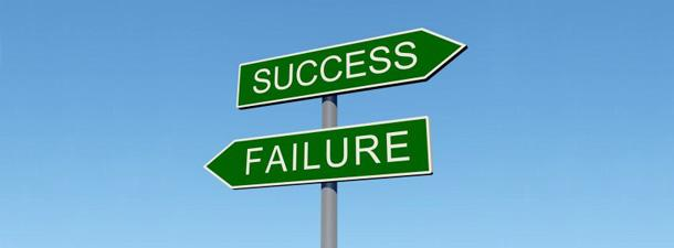 Passion Over Failure - No Contest