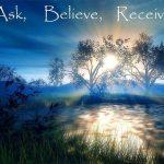 Law of attraction faith persistence