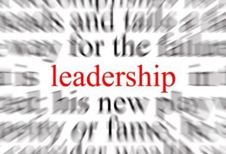Spirit of a leader