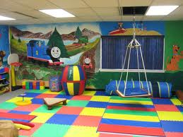 School Nursery Room