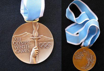 Be an Olympian in whatever you dream of