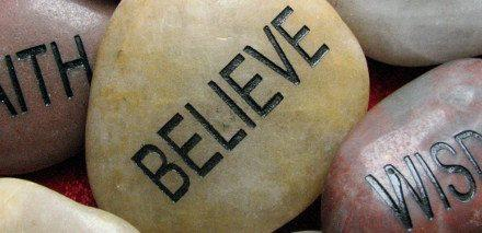 Belief in yourself