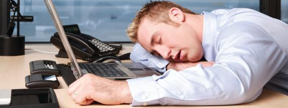Are You Always Absolutely Knackered?