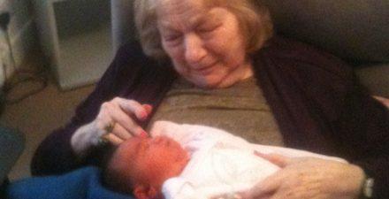 The Joys of Grand Parenting