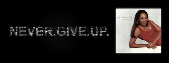 Never Give Up (Yolanda Adams)