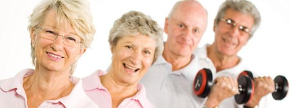 Fitness for the Over 50s