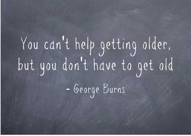 Getting Old Together Quotes: 10 Aging Quotes