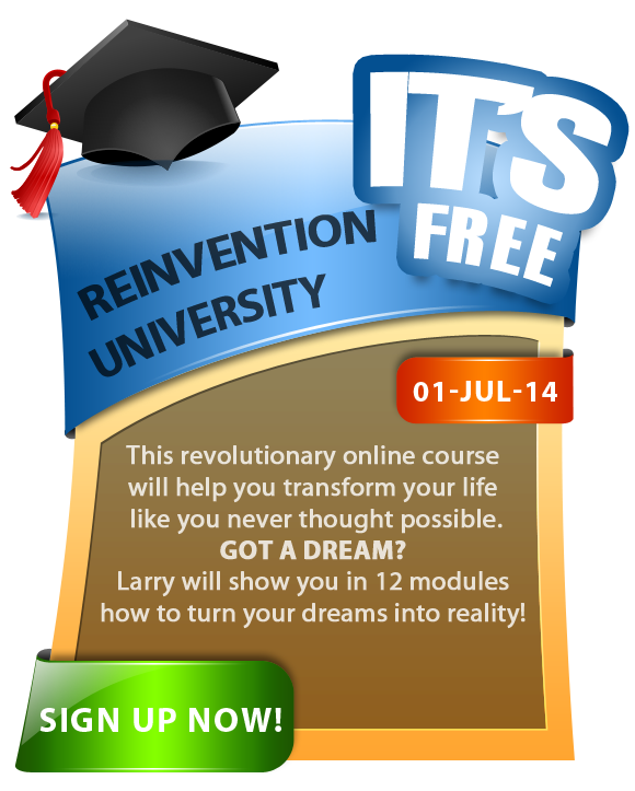 The Reinvention University