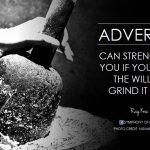 Adversity Is Inevitable In Life