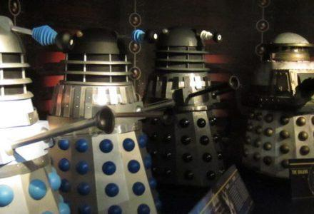 Emergency,  Eye Vision Is Impaired, Exterminate, Exterminate!
