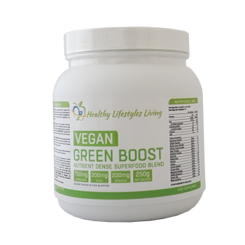 Healthy Lifestyles Living - Green Boost