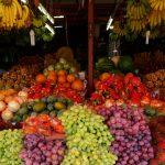 Stand Full Of Fruits
