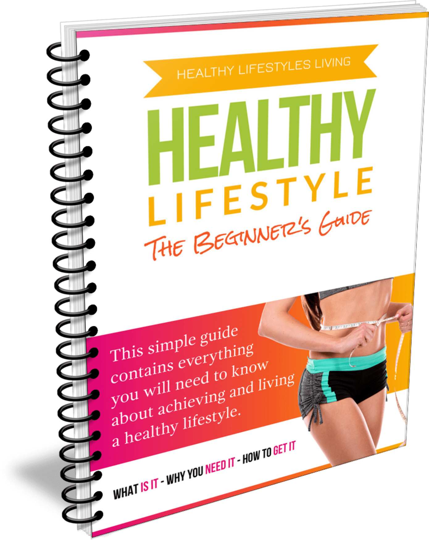 The Beginners Guide To A Healthy Lifestyle