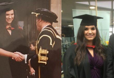 Dreams Coming True – My Daughter's Graduation