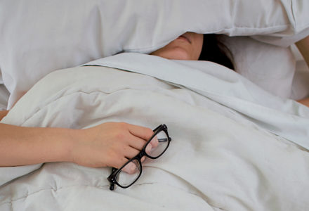 Lifestyle Practice Two Sleep For 8 Hours A Night